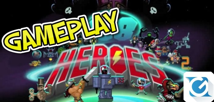 88Heroes Gameplay e Recensione ITA