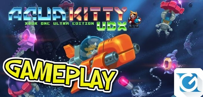 AQUA KITTY UDX Xbox One Ultra Edition Recensione e Gameplay