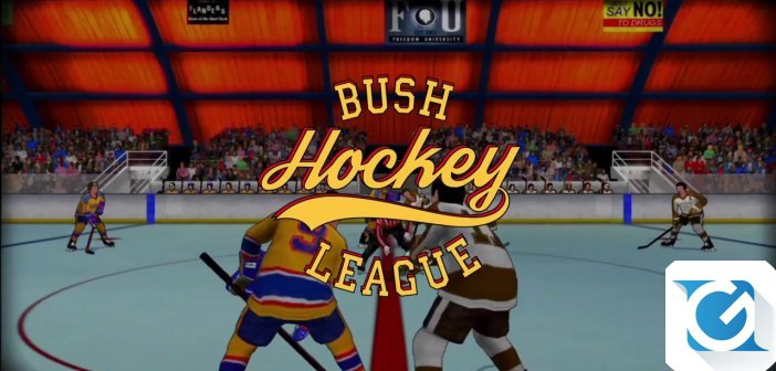 Recensione Bush Hockey League - Scazzottate a bordo pista!