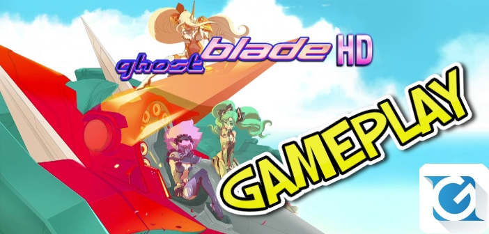 Ghost Blade HD Gameplay e Recensione ITA