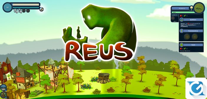 Reus Trailer XBOX One Playstation 4