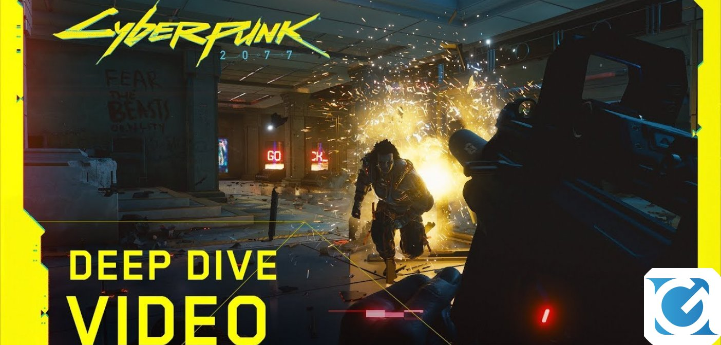 15 minuti di gameplay nel nuovo video di Cyberpunk 2077: Deep Dive