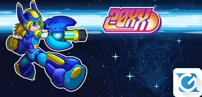 20XX arriva a luglio per XBOX One, Playstation 4 e Nintendo Switch