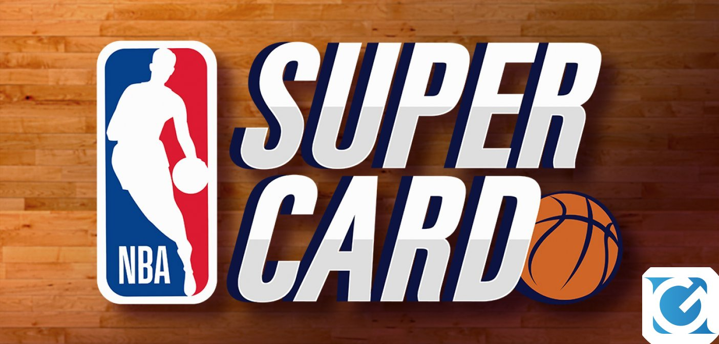 2K annuncia NBA SuperCard