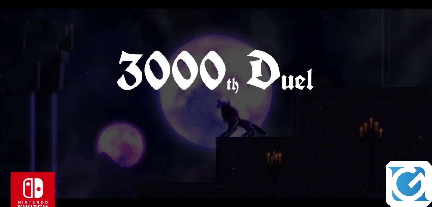 3000th Duel è in arrivo su Switch