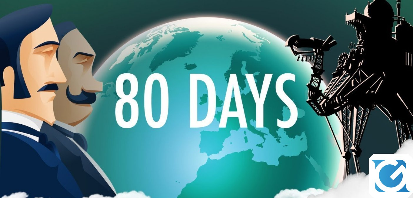 80 DAYS è disponibile su Nintendo Switch