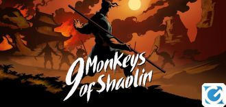 9 Monkeys of Shaolin ha una data d'uscita