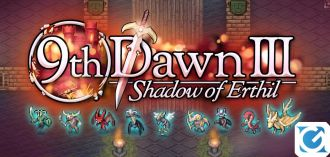 9th Dawn III: Shadow of Erthil è in arrivo su PC, console e mobile