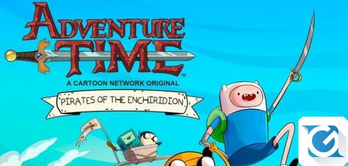 Adventure Time: i Pirati dell'Enchiridion e' pronto all'uscita, ecco il nuovo trailer