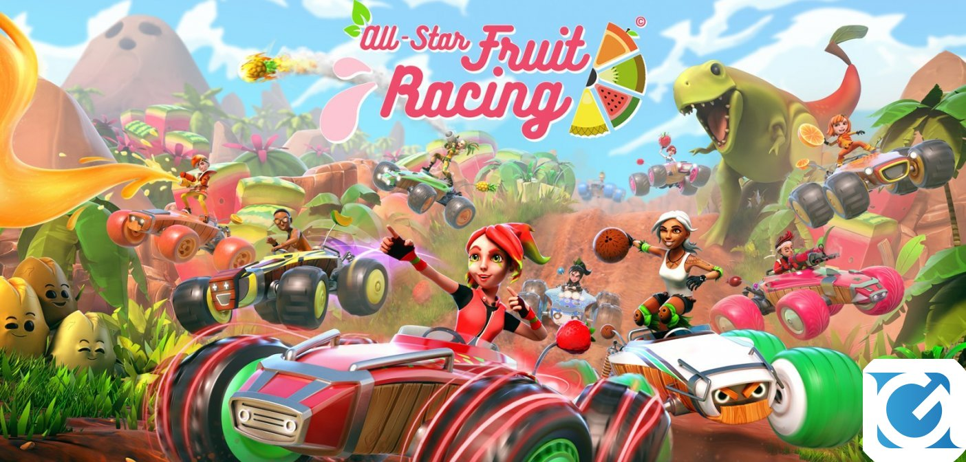 All-Star Fruit Racing supporta l'Online su Nintendo Switch