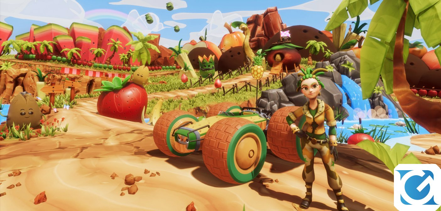 All-Star Fruit Racing VR candidato ai TIGA Awards