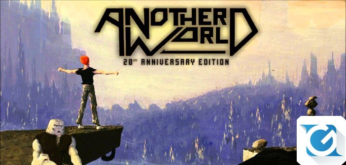 Another World e' disponibile su Nintendo Switch