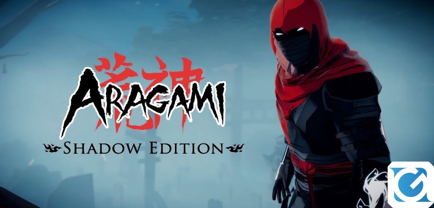 Aragami Shadow Edition arriva su Switch questo autunno