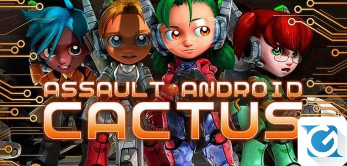 Recensione Assault Android Cactus - Tonnellate di piombo a batterie!