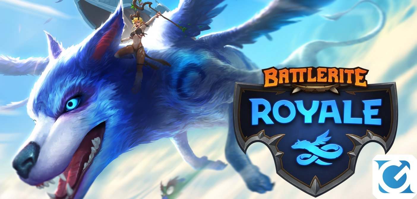 Battlerite Royale entra in Early Access