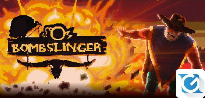 Bombslinger arriva su XBOX One, PC e Nintendo Switch l'11 aprile