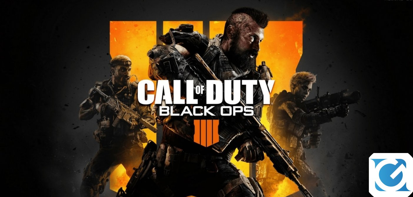Nuovo trailer per Call Of Duty: Black Ops 4
