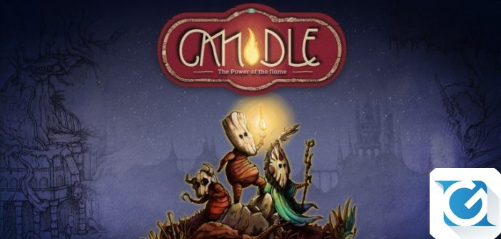 Candle: The Power of the Flame: nuovo video pubblicato