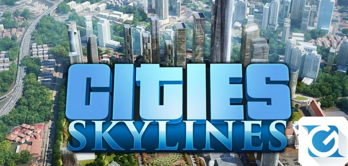 Cities: Skylines e' disponibile su Xbox One