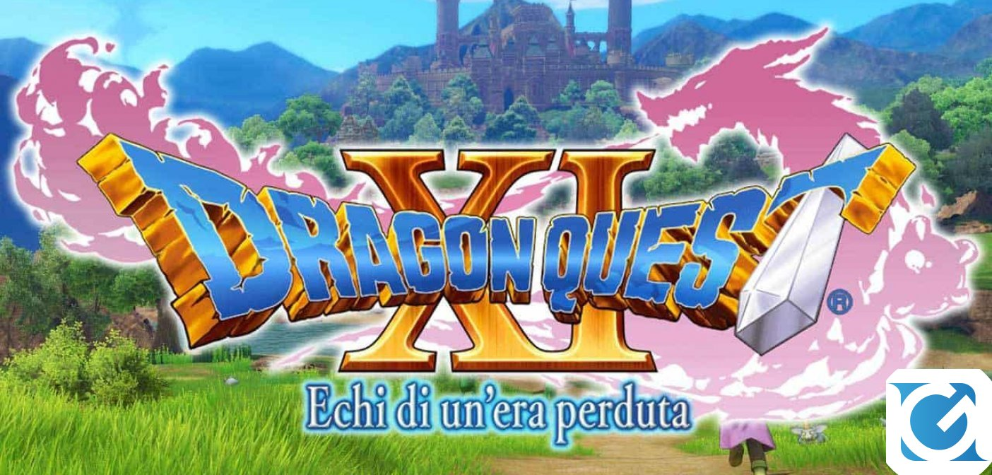 DRAGON QUEST XI: Echi di un'era perduta e' disponibile per PS4 e PC