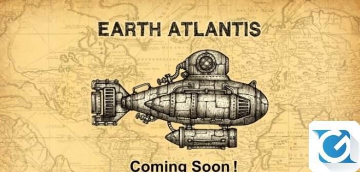 Earth Atlantis in arrivo anche su XBOX One e Playstation 4