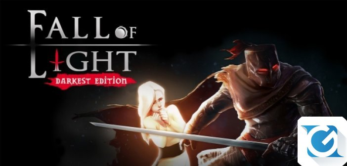 Fall of Light: Darkest Edition arriva questa estate su console!