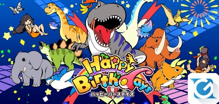 Happy Birthdays: disponibile la demo su Nintendo e-shop