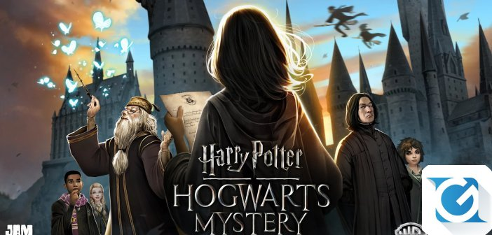 Harry Potter: Hogwarts Mystery e' disponibile per iOS e Android