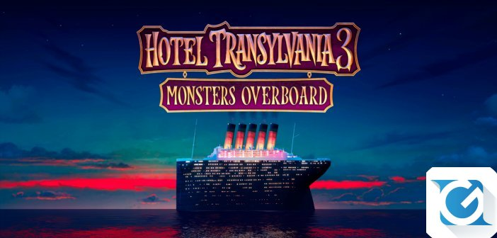 Hotel Transylvania 3: Mostri in Mare e' disponibile