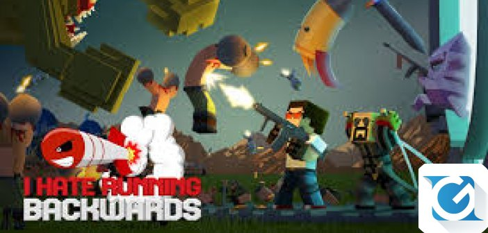 I Hate Running Backwards arriva il 22 maggio per XBOX One, Playstation 4 e PC