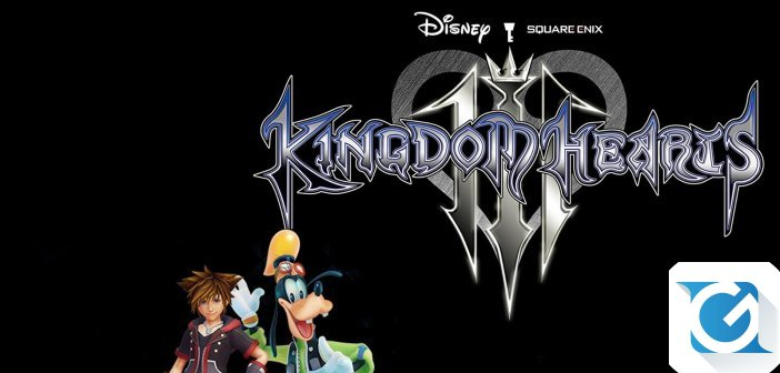 KINGDOM HEARTS III arriva su XBOX One e Playstation 4 a gennaio 2019