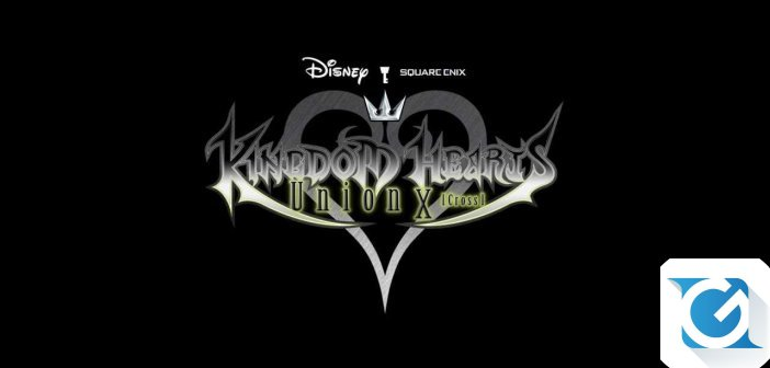 Arriva KINGDOM HEARTS UNION X