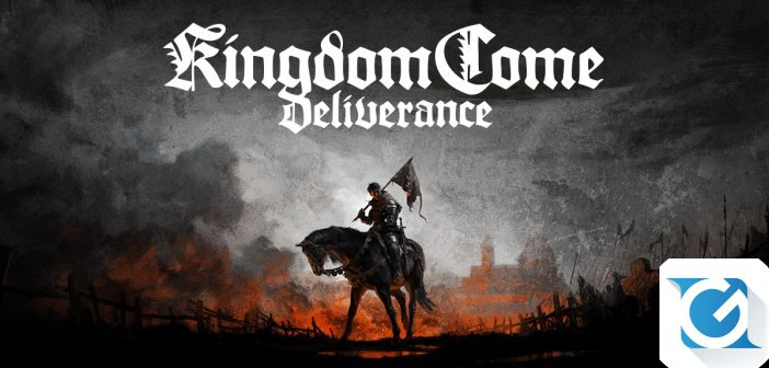 Kingdom Come: Deliverance disponibile l'Hardcore Mode