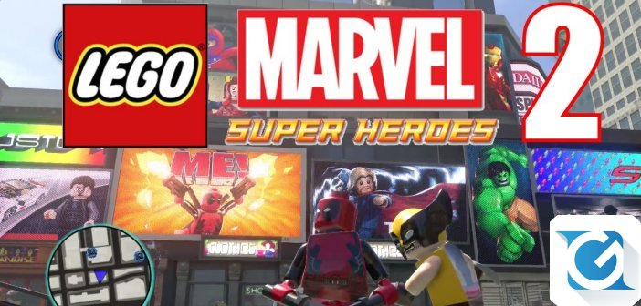 LEGO Marvel Super Heroes 2: nuovo DLC dedicato a Ant-Man e the Wasp