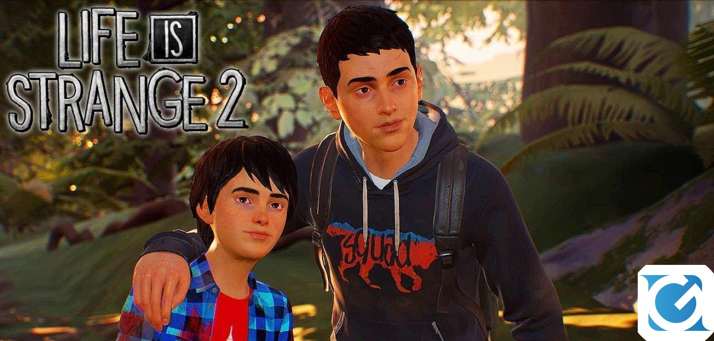 Il primo episodio di Life is Strange 2 e' finalmente disponibile!