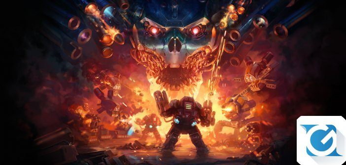 MOTHERGUNSHIP arriva questa estate su XBOX One, Playstation 4 e PC