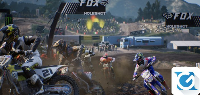 MXGP PRO e' disponibile per XBOX One, Playstation 4 e PC