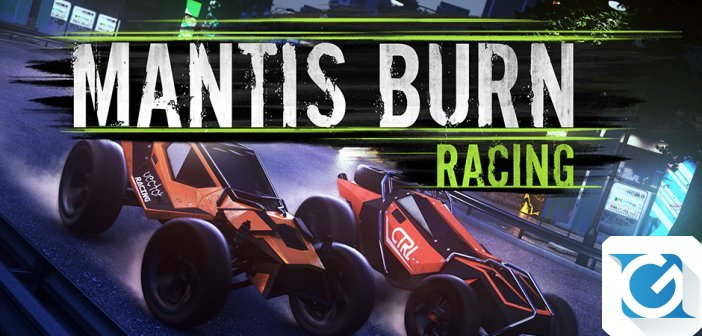 I primi DLC per Mantis Burn Racing sono disponibili per il download