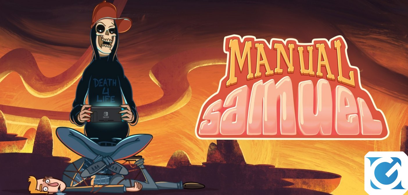 Manual Samuel e' disponibile per Nintendo Switch
