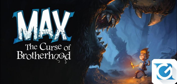 Max: The Curse of Brotherhood la recensione e' online