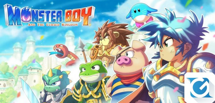 Monster Boy and the Cursed Kingdom: nuovo trailer