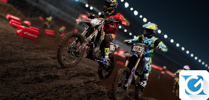 Monster Energy Supercross: disponibile in DLC Compound