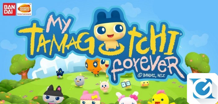 My Tamagotchi Forever e' disponibile in tutto il mondo