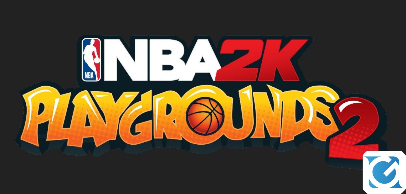 NBA 2K Playgrounds 2 annunciato per PC e Console
