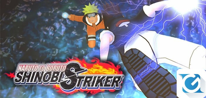 Naruto to Boruto: Shinobi Striker: al via la open beta