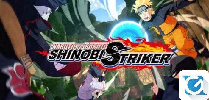 Naruto to Boruto: Shinobi Striker la open beta ha una data!