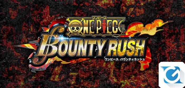 ONE PIECE BOUNTY RUSH aperte le preregistrazioni!