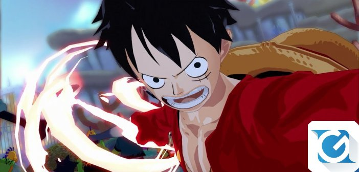 Annunciato One Piece Unlimited World Red Deluxe Edition