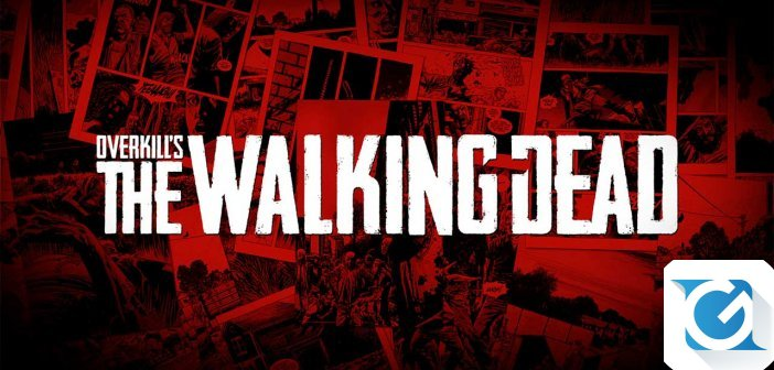 OVERKILL's The Walking Dead: Nuovo video dietro le quinte!