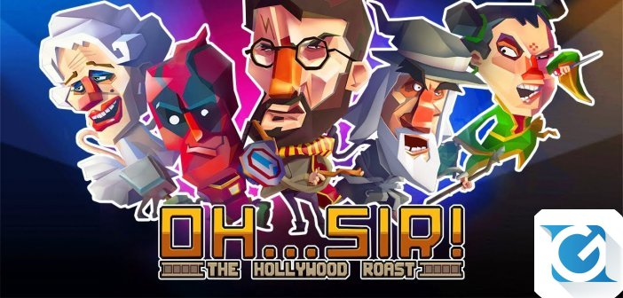 Oh...Sir! The Hollywood Roast e' in arrivo per Playstation 4 e XBOX One
